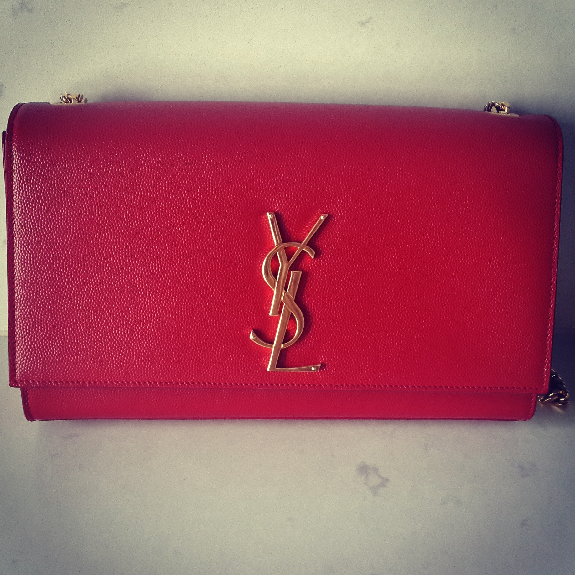 YSL Monogramme Medium Satchel Review | Cinderella has a blog